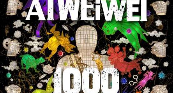 '1000 jaar vreugde en verdriet' van Ai Weiwei verschijnt 2 november 2021 bij Lebowski Publishers