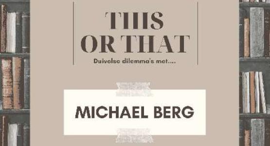 15 this or that-vragen aan… Michael Berg