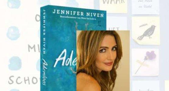 Een online boekenclub met de enige echte Jennifer Niven!