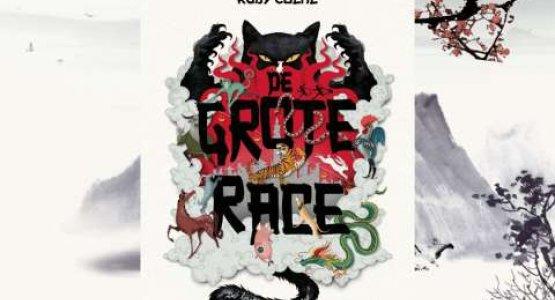 Leesfragment 'De Grote Race'
