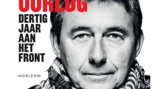 Boekvoorstelling: Rudi Vranckx - Mijn Kleine Oorlog