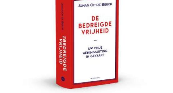 'De bedreigde vrijheid' van Johan Op de Beeck behaalt de shortlist Boekenprijs deMens.nu