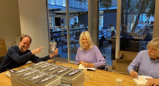 'Derksen' komt op nummer 1 binnen in de Bestseller 60
