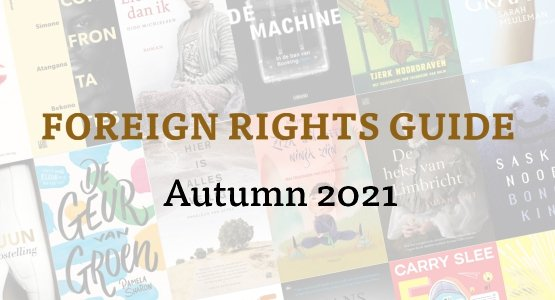 Foreign Rights Guide Autumn 2021