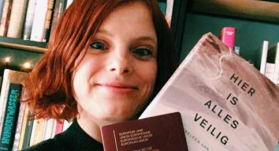 'Hier is alles veilig' van Anneleen Van Offel goes Duitsland