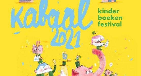 Nieuw kinderboekenfestival in De Studio