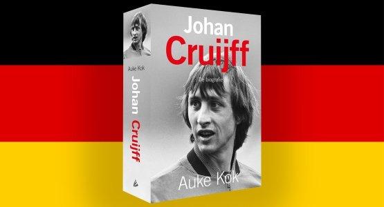 German deal for 'Johan Cruijff - The Biography'