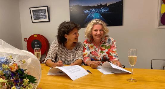 De val van Annika S. van Annejet van der Zijl krijgt verfilming