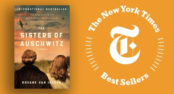 'The Sisters of Auschwitz' number 2 on bestseller list The New York Times