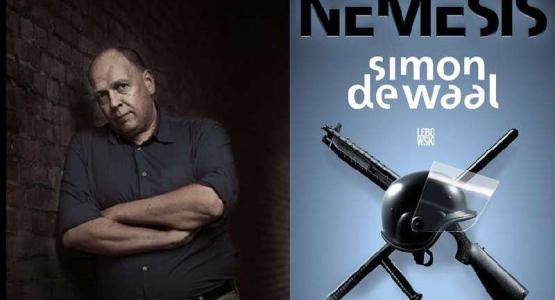 'Nemesis' genomineerd voor de Diamanten Kogel