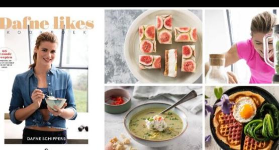 In de maak: 'Dafne likes kookboek'