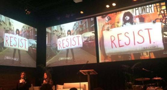 RESIST Festival haalt ruim 65.000 euro op voor #SheDecides