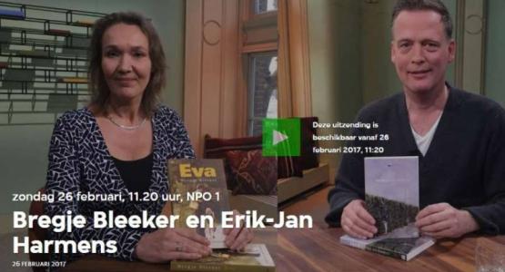 Erik Jan Harmens te gast bij VPRO Boeken