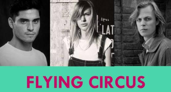 Flying Circus editie 1: zondag 5 maart in Noordwijk