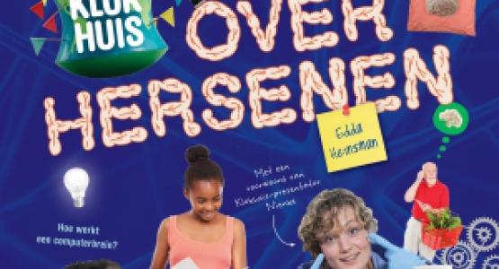 Recensie ''Klokhuisboek over hersenen'' op Kidslog