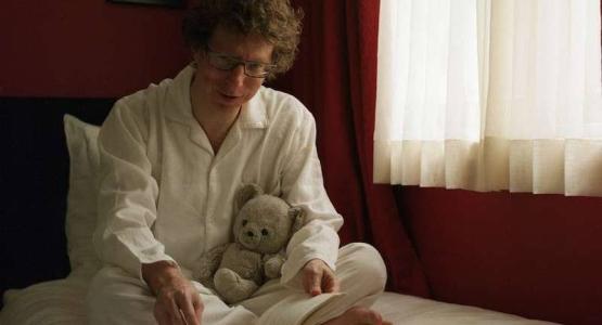Praat/eet/slaap 24 uur met Arnon Grunberg