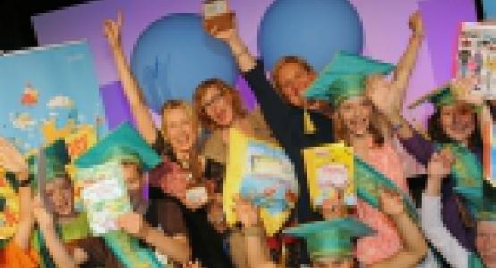 Manon Sikkel wint voor de derde keer op rij de Kinderjury