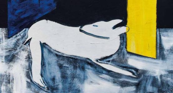 Expositie Jonah Falke lovend besproken in Wall St International
