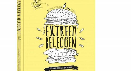'Extreem beleggen' genomineerd voor Gourmand World Cookbook Awards