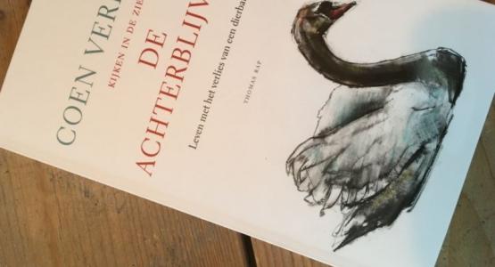 Interview opgenomen in boek Kijken in de ziel - de Achterblijvers
