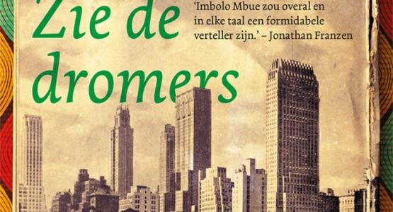 Imbolo Mbue wint PEN Faulkner Award