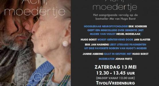 Kaartverkoop boekpresentatie Hugo Borst van start