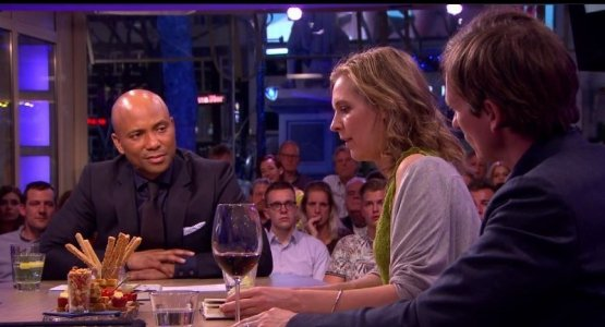 Suzan Hilhorst bij RTL Late Night