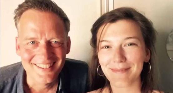 Erik Jan Harmens in gesprek met Charlotte Van den Broeck