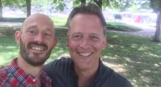 Erik Jan Harmens in gesprek met Klaas Boomsma