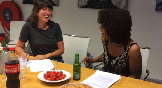Nieuw talent: Simone Atangana Bekono