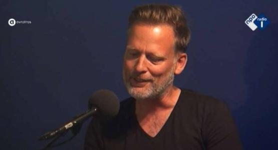 Erik Jan Harmens is De Optimist bij EenVandaag op NPO Radio 1