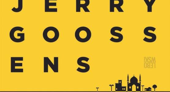 14 september: Boekpresentatie Jerry Goossens