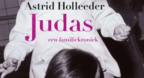 Stem op 'Judas' voor de Hebban Award voor non-fictie