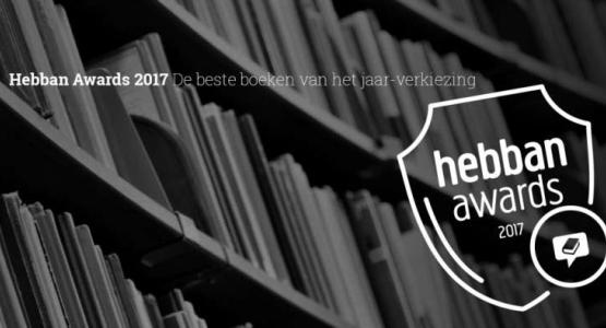 Judas wins Hebban Award (non-fiction) 2017