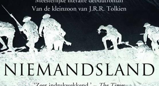 Simon Tolkien over No Man's Land en zijn fascinatie voor de Eerste Wereldoorlog