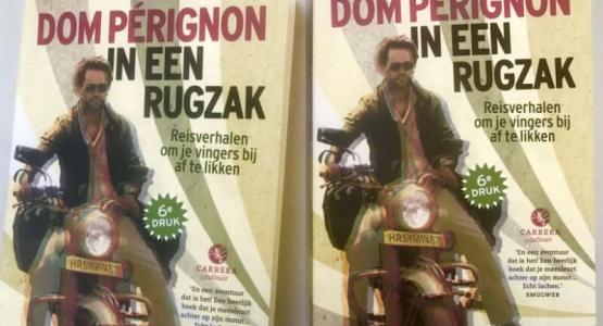 Al zeven jaar leverbaar, de everseller van Huib Edixhoven.