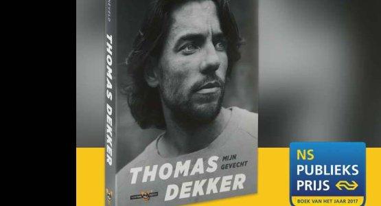 'Thomas Dekker: Mijn gevecht van Thijs Zonneveld maakt kans op NS Publieksprijs 2017