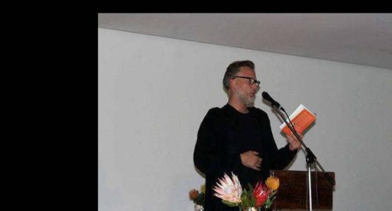 Erik Jan on tour in Zuid-Afrika