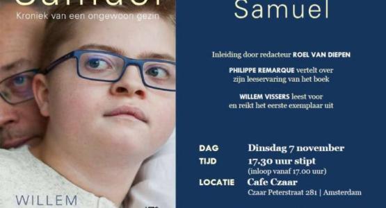 Presentatie 'Samuel' van Willem Vissers