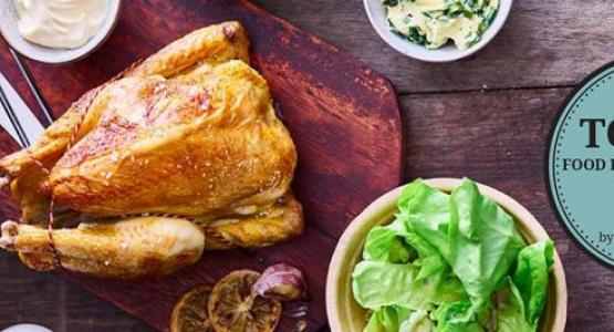 10 auteurs van Carrera Culinair in de FavorFlav Food Top 100