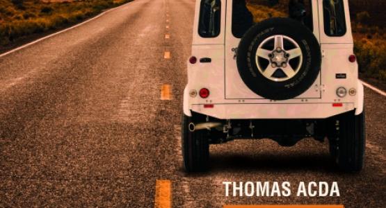 Debuutroman Thomas Acda verschijnt bij uitgeverij Lebowski