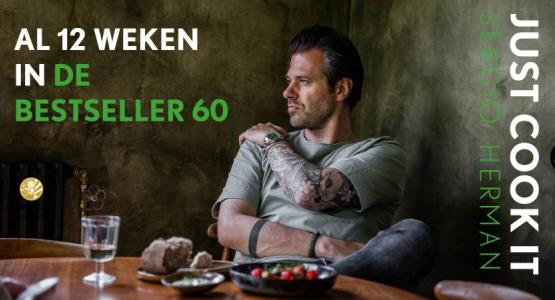 Al 12 weken in De Bestseller 60!