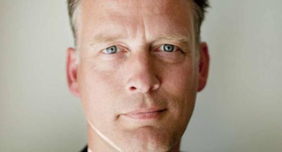 Erik Jan Harmens bij Dit is de Nacht op Radio 1