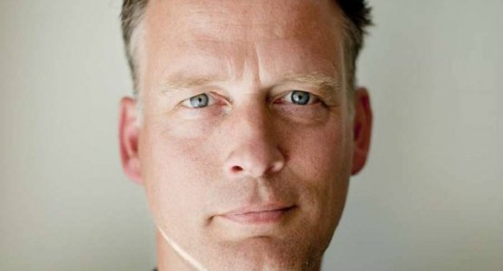 Erik Jan Harmens in Trouw over depressie
