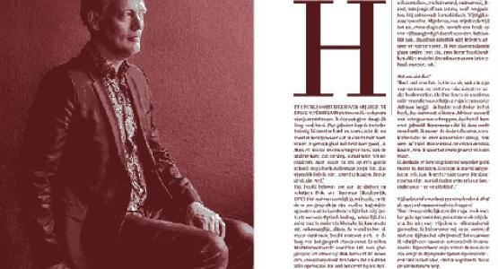 Interview met Erik Jan Harmens in Vrij Nederland