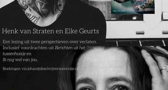 Elke Geurts samen met Henk van Straten on tour - nu te boeken!
