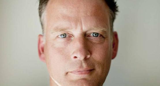 Erik Jan Harmens op Woordnacht 2018