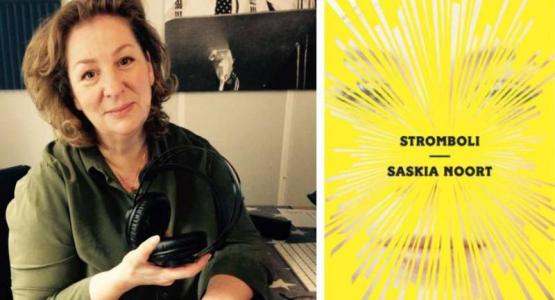 Luisterboek van Stromboli in de maak door Marjolein Algera
