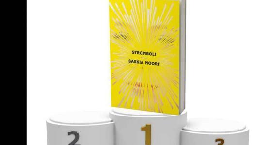'Stromboli' op 1 in de bestseller 60