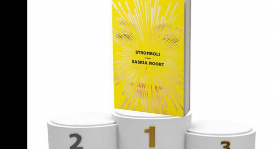 STROMBOLI at nr. 1 in the Dutch Bestseller Top 60